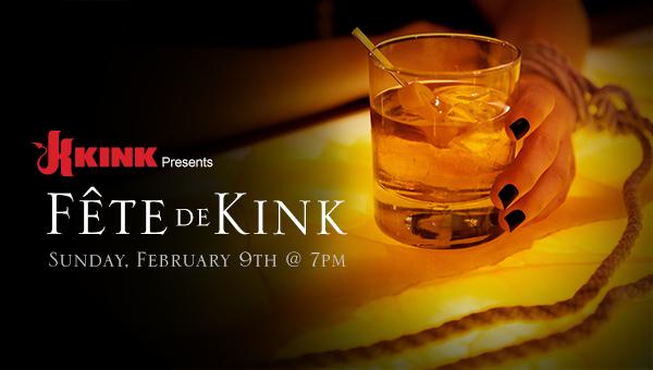 Fete De Kink Promo Ad