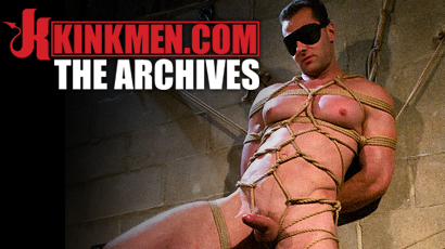 gay vintage bondage BDSM