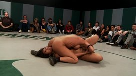Round-2-of-Januarys-Live-match-The-Dragon-is-humiliated-sexually-destroyed-cums-on-the-mat
