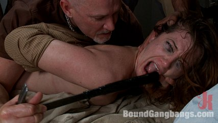 Hot Redhead Cici Rhodes Fucked by Hard Cock and Construction Tools