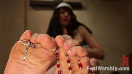 Classic Archive: A Convent Of Foot Sinners: Footsploitation, Nunsploitation, Blasphemy and FULL FOOT