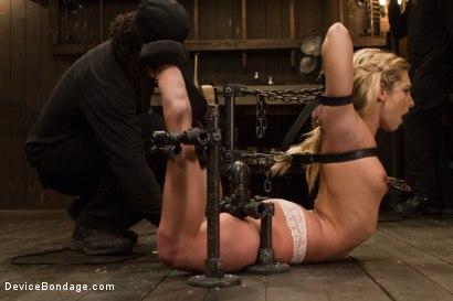 Hardcore kinky bondage sex curious topic