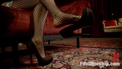 Foot Maids: Part 1