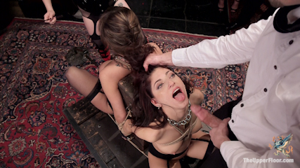 Hot Slave Girls Degraded, Fisted & Fucked