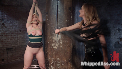 Property of Mona Wales: Horny Pain Slut Sophia Locke Submits!