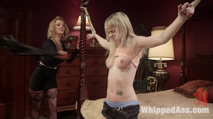 Cherry Torn's New Slave Girl