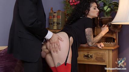 Arabelle Raphael Gets Sweet Revenge on Rich Bitch Violet Monroe