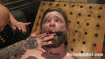 Divine Dungeon Punishment