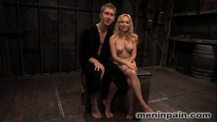 Aiden Starr and Danny Wylde