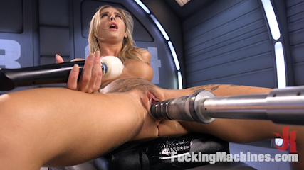 ALT Bombshell Gets the Best Fuck of Her Life