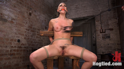 Slut Begs for Extreme Bondage and Grueling Torment to Make Her Cum