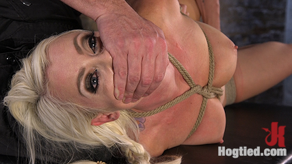Lorelei Lee Submits to Extreme Bondage and Grueling Torment
