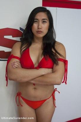 Asian slut mia li squirts from anal - 5 10