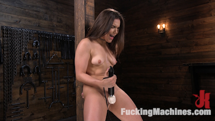Insatiable Sex Vixen Gets Power Fucked
