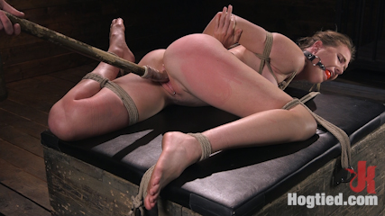 Extreme Domination and Torment in Mind Blowing Bondage