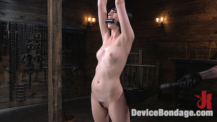 Fresh Meat - Alex Harper Gets Her 1st Taste of Domination and Bondage