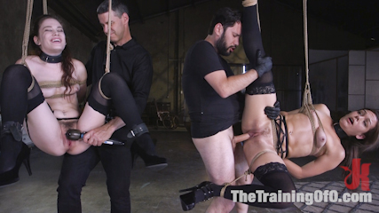 Two Submissive Sluts