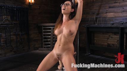 Young Bratty Slut Gets Fucked Into Oblivion