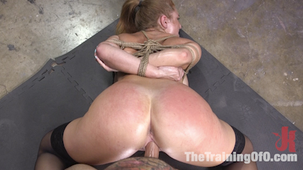 Newbie Skylar Snow Endures and Indulges