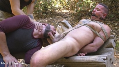 Heavy woods max cameron suspended and tormented in california