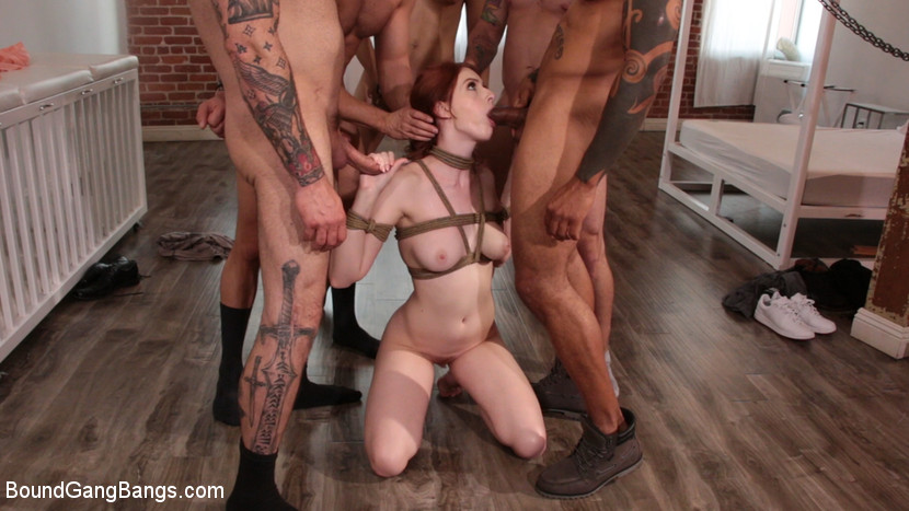 5 horny homebuyers bind and gangbang alex harper 10
