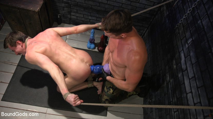 Screenshot #2 from Rich boy Jack Hunter gets punished and fucked for father's debts! movie