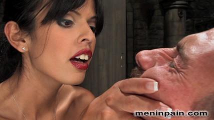 Mistress Shy Love Dominates her slave