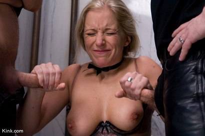 Enema Desires: Dia Zerva Self Served & Then Used