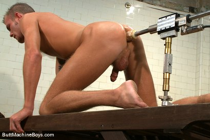 Jake in the shower. Handsome Jake Woods strips naked and