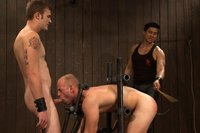 Dom-Training-Christian-Wilde-Live-Shoot