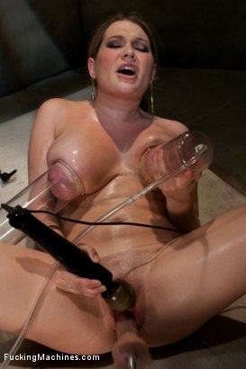 girls and their fucking machine nude porn