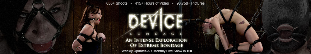 Device Bondage - An Intense Exploration of Extreme Bondage