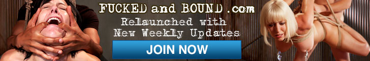Fuckedandbound.com relaunched with new weekly updates join now