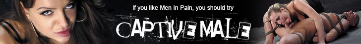 If you like Men In Pain, you should try Captive Male