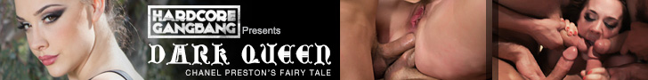 Hardcore Gangbang Presents - Dark Queen - Chanel Preston's Fairy Tale