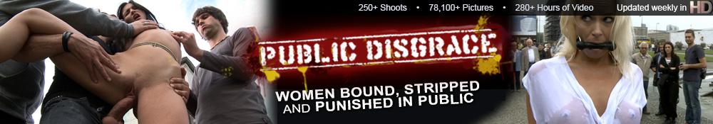 Public Disgrace.com