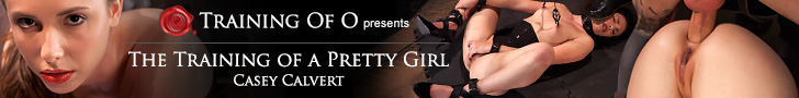 The Training of O Presents - The Training of a Pretty Girl - Casey Calver
