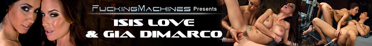 Fucking Machines Presents - Isis Love & Gia DiMarco
