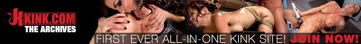 Kink.com the archives first ever all in one kink site! 40% off