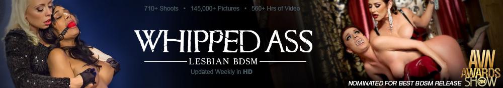 Whipped Ass - Lesbian BDSM