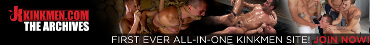 kinkmen.com the archives first ever all-in-one kinsmen site! join now!