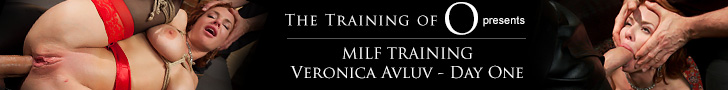 The Training Of O presents - MILF Training - Veronica Avluv - Day One