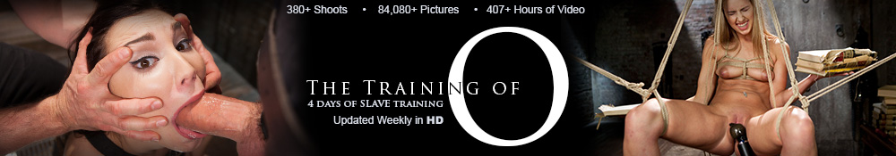 380+ shots, 84,080+ pictures, 407+ hours of video, the training of O, 4 days of slave training, updated weekly in HD