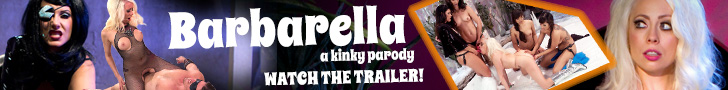 Barbarella - a kinky parody - WATCH THE TRAILER!