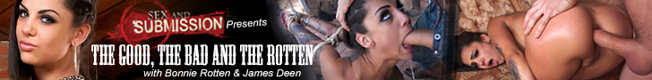 Sex And Submission Presents - The Good, The Bad and the Rotten - with Bonnie Rotten & James Deen