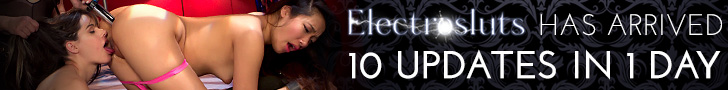 Electrosluts HAS ARRIVED - 10 UPDATES IN 1 DAY