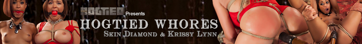 Hogtied Presents Hogtied Whores Skin Diamond & Krissy Lynn