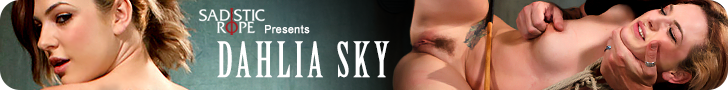 Sadistic Rope Presents Dahlia Sky
