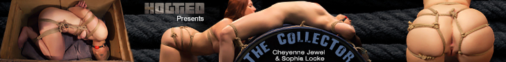 Hogtied Presents The Collector Cheyenne Jewel & Sophia Locke