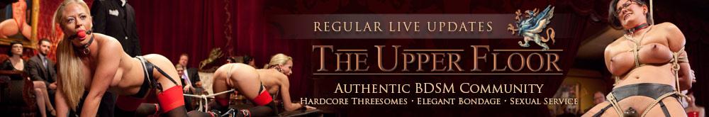 The Upper Floor - Authentic BDSM Community